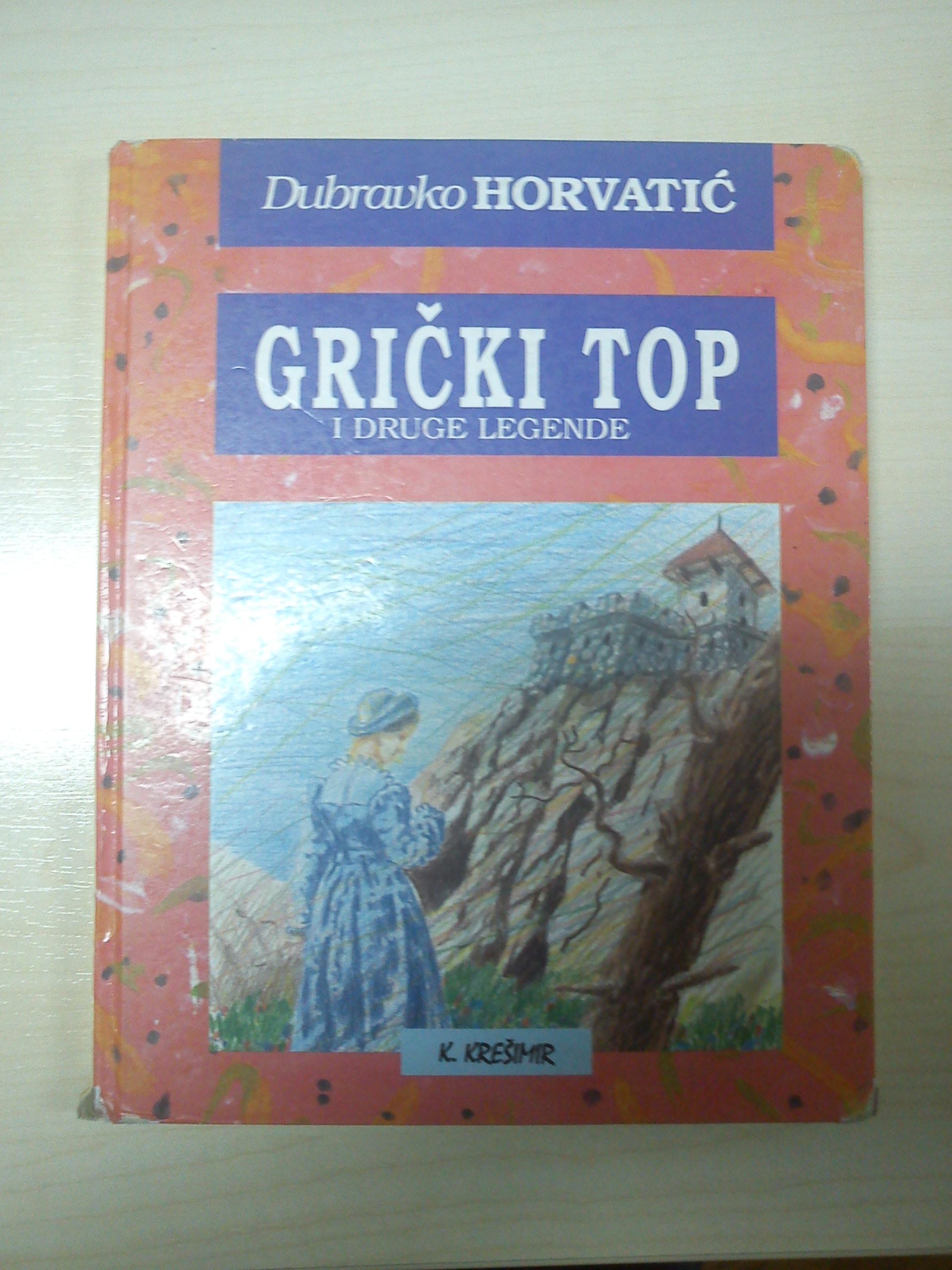 Tvornicki Outlet Kupujte Popularno Ljepota Gricki Top Knjiga